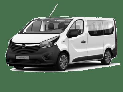 Opel Vivaro minibus