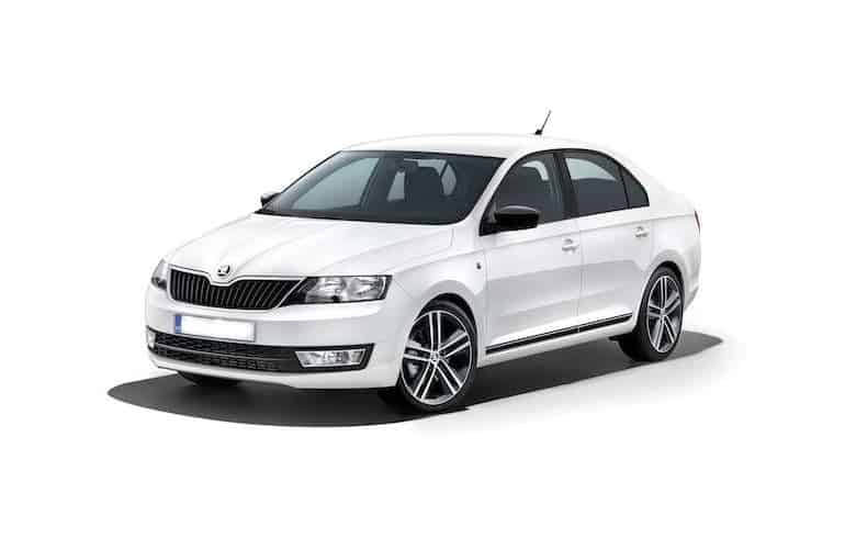 Škoda Rapid Liftback Ambition 1.2 TSi